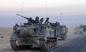 armament irak