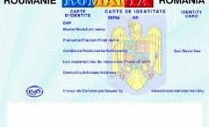 buletin identitate