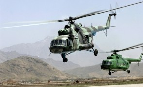 U.S. forces mentor Afghan Air Guard to 'stand on own'