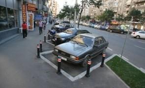 parcari la bloc