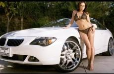 bikini-girl-sexy-bmw-auto-rides-530502