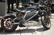 harley motocicleta electrica