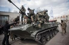 ucraina tanc