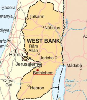 westbank ciseiordania