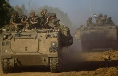 Gaza atac israel tanc