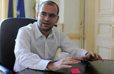 National Integrity Agency President Horia Georgescu speaks during an interview inside his office in Bucharest