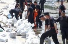 armata inundatii