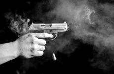 pistol, impuscat, arma