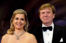rege, regina olanda