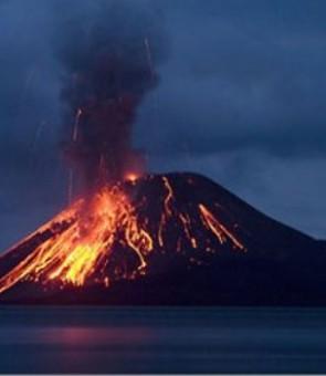 eruptie vulcanica