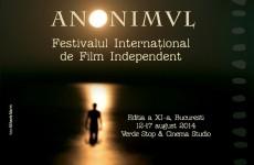 Festivalul de Film Anonimul 2014
