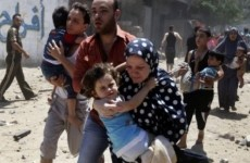 israel gaza scoala onu