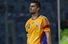 Romania-Croatia, meci amical, 11.02.2009