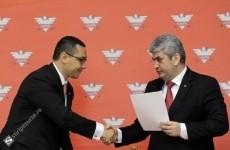UNPR PSD acord semnat