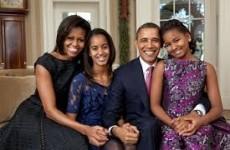obama familie