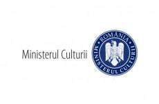ministerul culturii