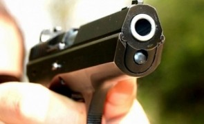 pistol arma