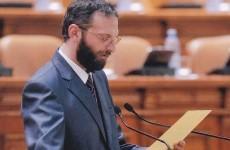 Deputat Iacob Puscas - depunerea juramantului
