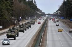 armata sua convoi