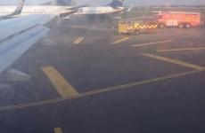 incident aeroport dublin