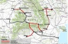harta autostrazi 2020