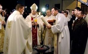 slujba inviere catolici