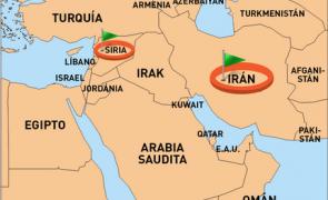 siria iran