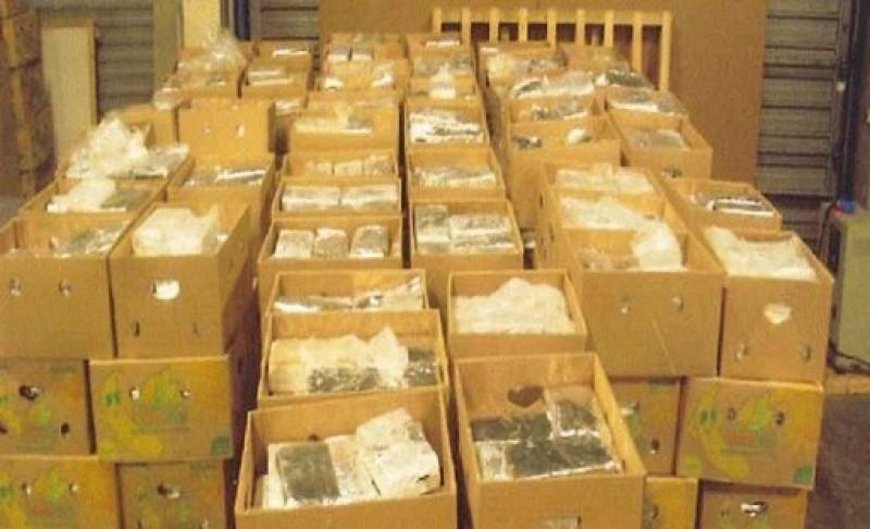 Belgienii au stabilit un nou RECORD: Au confiscat 50 de tone de COCAINĂ, 17 tone de marijuana și 5 tone de heroină