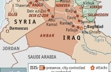 siria border