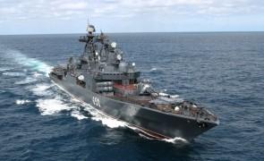rusia, nava, flota