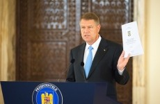 iohannis strategie