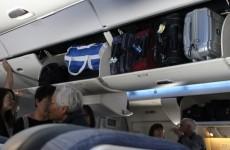 bagaj avion