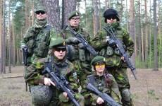 finlanda armata