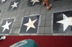 stele aleea celebritatilor