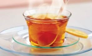 ceai fierbinte
