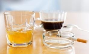 cafea tutun alcool