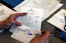 grecia vot