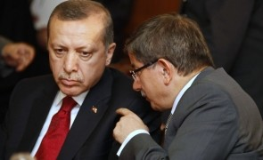 Davutoglu Erdogan