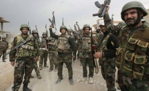 armata siria