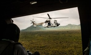 ONU elicopter