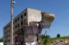 bloc demolat