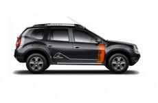 Dacia Duster Mountains