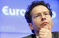Jeroen Dijsselbloem eurogrup