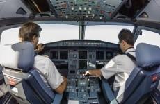piloti avion