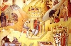taierea capului sf ioan botezatorul