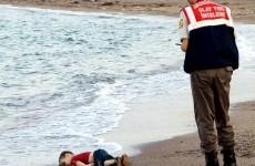 copil sirian inecat