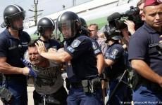 refugiati ungaria politie
