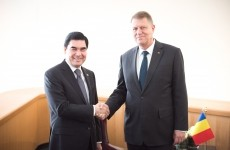 iohannis Gurbangulî Berdâmuhamedov