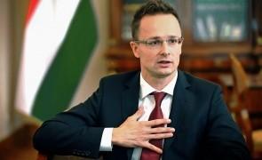 Szijjarto ungaria