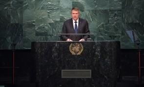 iohannis ONU